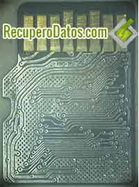 Data Recovery in MicroSD